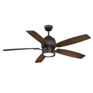 "Girard - 52"" Ceiling Fan with Light Kit"