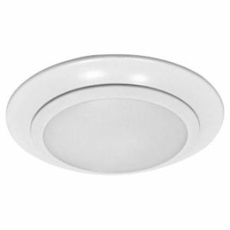 "Sea Gull Lighting 14604S-15 Traverse - 6"" LED Recessed Retrofit Trim"
