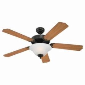 """Sea Gull Lighting 15030BLE-782 Quality Max Plus - 52"""" Fluorescent Ceiling Fan"""