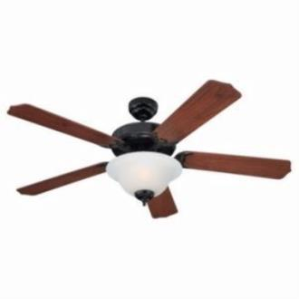 """Sea Gull Lighting 15030BLE-862 Quality Max Plus - 52"""" Fluorescent Ceiling Fan"""