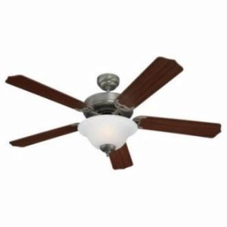 """Sea Gull Lighting 15030BLE-962 Quality Max Plus - 52"""" Fluorescent Ceiling Fan"""