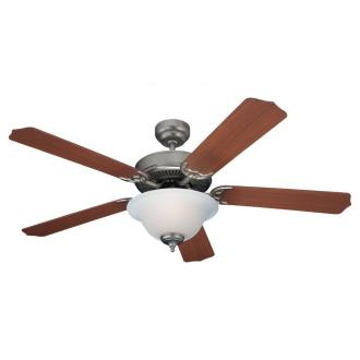 """Sea Gull Lighting 15030BLE-853 Quality Max Plus - 52"""" Fluorescent Ceiling Fan"""