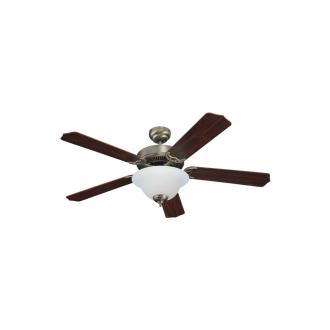 """Sea Gull Lighting 15030BLE-965 Quality Max Plus - 52"""" Fluorescent Ceiling Fan"""