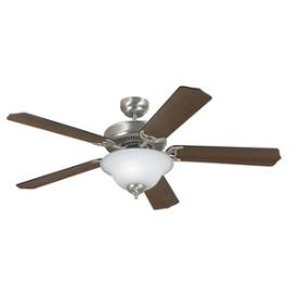 "Sea Gull Lighting 15040BLE-962 Quality Max Plus - 52"" Ceiling Fan"