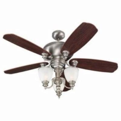 """Sea Gull Lighting 15068B-965 Laurel Leaf - 52"""" Ceiling Fan"""