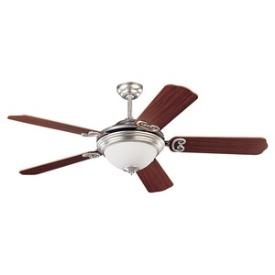"Sea Gull Lighting 15190BLE-962 Park Avenue Elite - 52"" Ceiling Fan"
