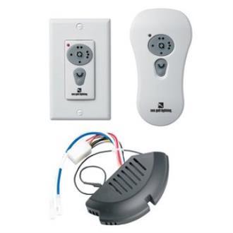 Sea Gull Lighting 16005 Remote Wall/Handheld Combo Control Kit