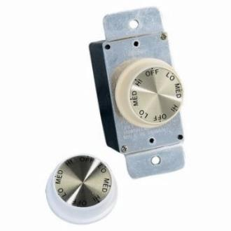 Sea Gull Lighting 1601-15 Fan Wall Control Switch