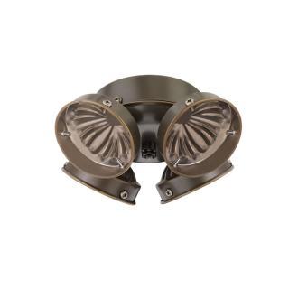 Sea Gull Lighting 16151B-782 Four Light Ceiling Fan Kit