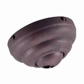 Sea Gull Lighting 1630-814 Misted Bonze Slope Ceiling Adapter