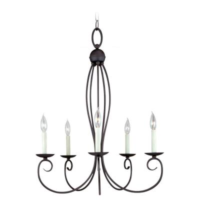 Sea Gull Lighting 31074-799 Five-light Pemberton Chandelier