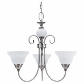 Sea Gull Lighting 31105BLE-965 ENERGY STAR Three-Light Montclair