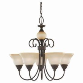 Sea Gull Lighting 31106-72 Five-Light Monteclaire  Chandelier