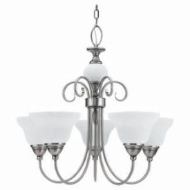 Sea Gull Lighting 31106BLE-965 ENERGY STAR Five-Light Montclaire