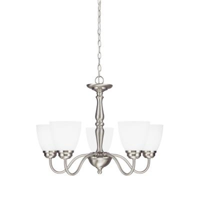 Sea Gull Lighting 3112405-962 Northbrook - Five Light Chandelier