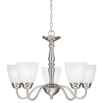 Sea Gull Lighting 3112405BLE-962 Northbrook - Five Light Chandelier