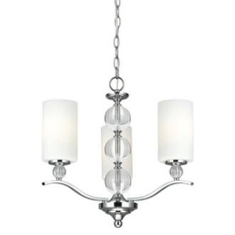Sea Gull Lighting 3113403-05 Englehorn - Three Light Chandelier