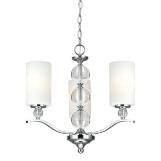 Sea Gull Lighting 3113403BLE-05 Englehorn - Three Light Chandelier