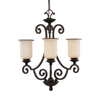 Sea Gull Lighting 31145-814 Three-Light Acadia Chandelier