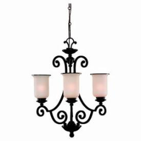 Sea Gull Lighting 31145BLE-814 ENERGY STAR Three-Light Acadia Ch