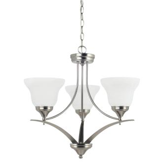Sea Gull Lighting 31173BLE-962 Brockton - Three Light Chandelier