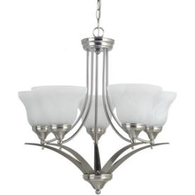 Sea Gull Lighting 31174BLE-962 Brockton - Five Light Chandelier