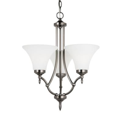 Sea Gull Lighting 31180-965 Montreal - Three Light Chandelier