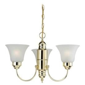 Sea Gull Lighting 31235-02 Linwood - Three Light Chandelier