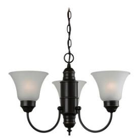 Sea Gull Lighting 31235-782 Linwood - Three Light Chandelier