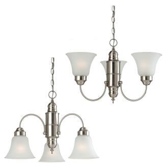 Sea Gull Lighting 31235-962 Linwood - Three Light Chandelier