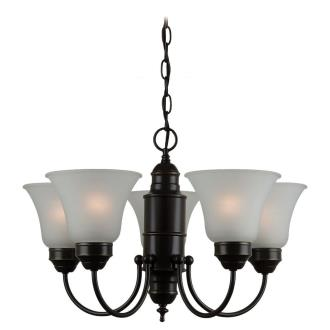 Sea Gull Lighting 31236-782 Linwood - Five Light Chandelier