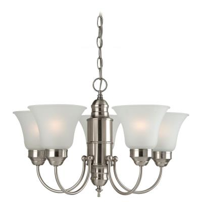 Sea Gull Lighting 31236-962 Linwood - Five Light Chandelier