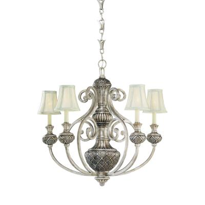 Sea Gull Lighting 31251-824 Five Light Highlands Chandelier