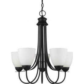 Sea Gull Lighting 31271-839 Uptown - Five Light Chandelier
