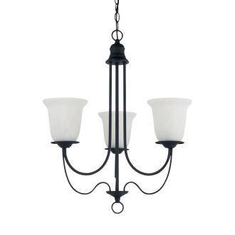 Sea Gull Lighting 31291-839 Plymouth - Three Light Chandelier