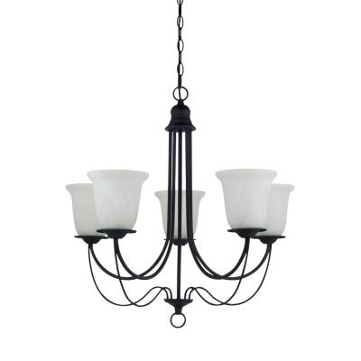 Sea Gull Lighting 31292-839 Plymouth - Five Light Chandelier