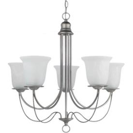 Sea Gull Lighting 31292BLE-57 Plymouth - Five Light Chandelier