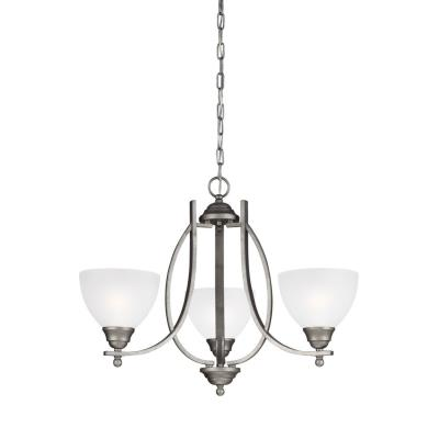 Sea Gull Lighting 3131403-57 Vitelli - Three Light Chandelier