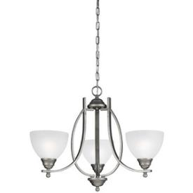 Sea Gull Lighting 3131403BLE-57 Vitelli - Three Light Chandelier