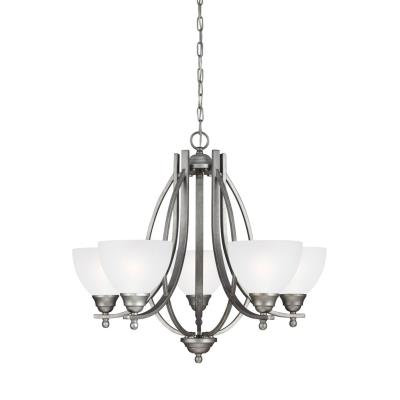 Sea Gull Lighting 3131405-57 Vitelli - Five Light Chandelier