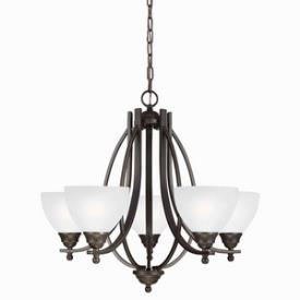 Sea Gull Lighting 3131405-715 Vitelli - Five Light Chandelier