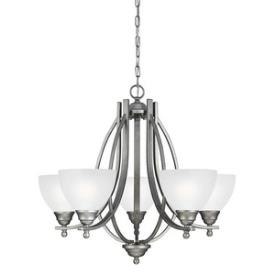 Sea Gull Lighting 3131405BLE-57 Vitelli - Five Light Chandelier