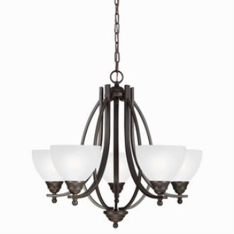 Sea Gull Lighting 3131405BLE-715 Vitelli - Five Light Chandelier
