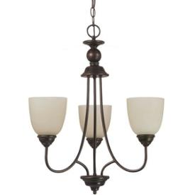 Sea Gull Lighting 31316-710 Lemont - Three Light Chandelier