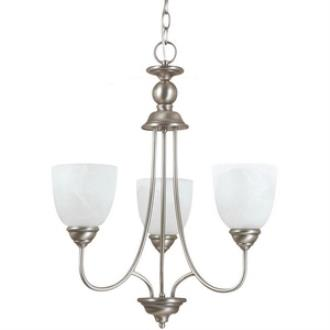 Sea Gull Lighting 31316BLE-965 Lemont - Three Light Chandelier