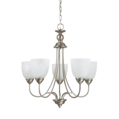 Sea Gull Lighting 31317-965 Lemont - Five Light Chandelier