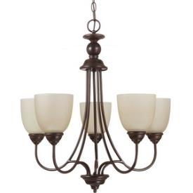 Sea Gull Lighting 31317BLE-710 Lemont - Five Light Chandelier