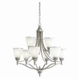 Sea Gull Lighting 31351-965 Nine Light Multi-tier Chandelier