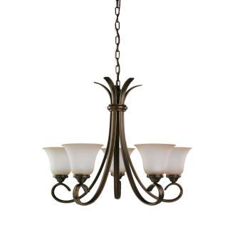 Sea Gull Lighting 31361-829 Five-Light Rialto Chandelier