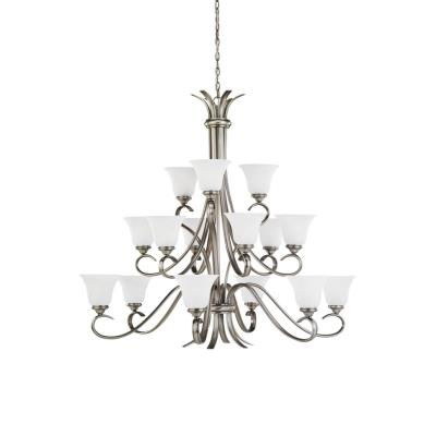 Sea Gull Lighting 31363-965 Fifteen-Light Rialto Chandelier